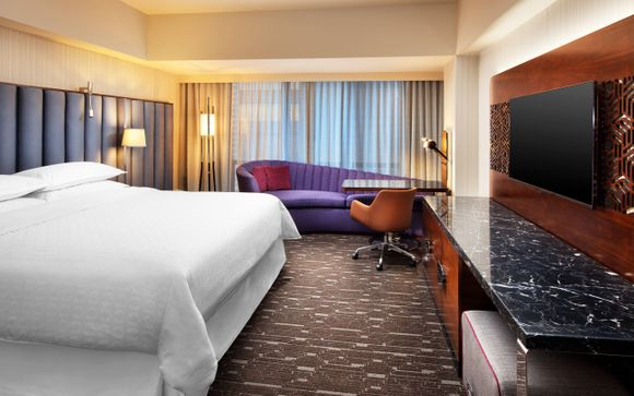 Los Angeles - Lo Sheraton Grand Los Angeles 4*