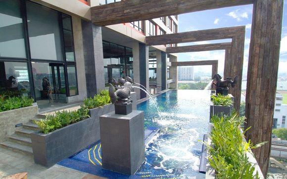 Bangkok - Siam@Siam Design Hotel 4*