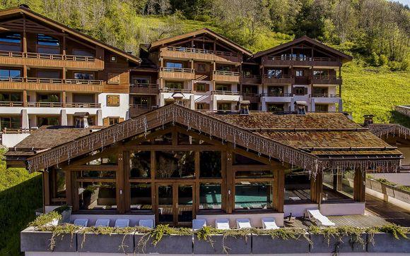 Il Résidence les Grandes Alpes 4*