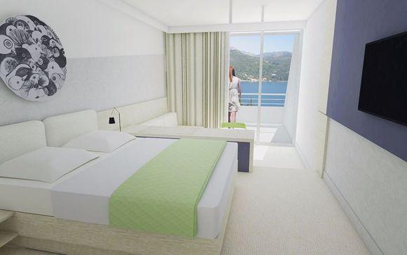 Croazia - Hotel Osmine