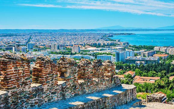 Capodanno a Salonicco in 4* o 5*