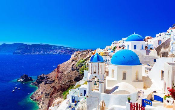Itinerario 8 Notti - Mykonos, Paros e Santorini