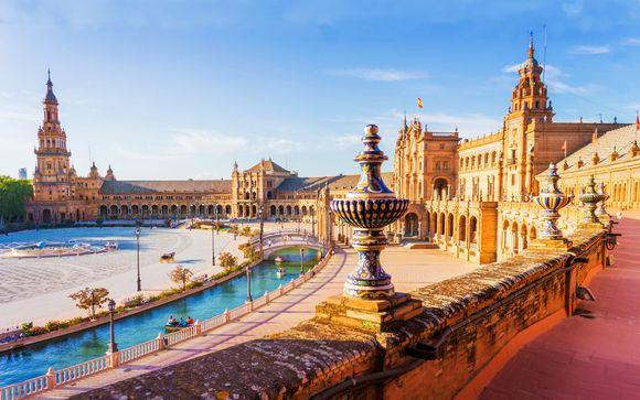 Fly & drive: Siviglia e Costa de la Luz con noleggio auto incluso
