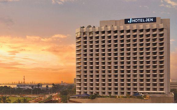 Manila - Hotel Jen 4*