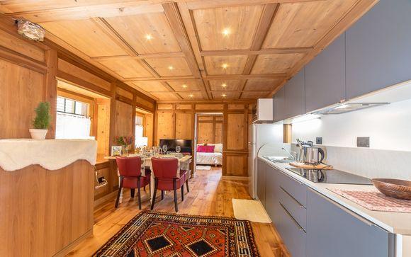 Residenze Loo Bach Gressoney Fino A 70 Voyage Prive