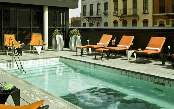 Hotel Sixty LES 5* a New York