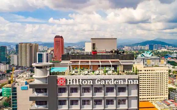 Kuala Lumpur - Hilton Garden Inn Jalan Tuanku Abdul Rahman South 4* o similare