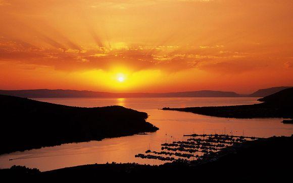 Crociera in Caicco tra le Isole Croate