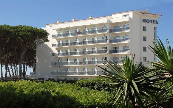 L'Hotel Terramarina Beach Club 4*S