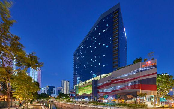Hotel proposti a Singapore