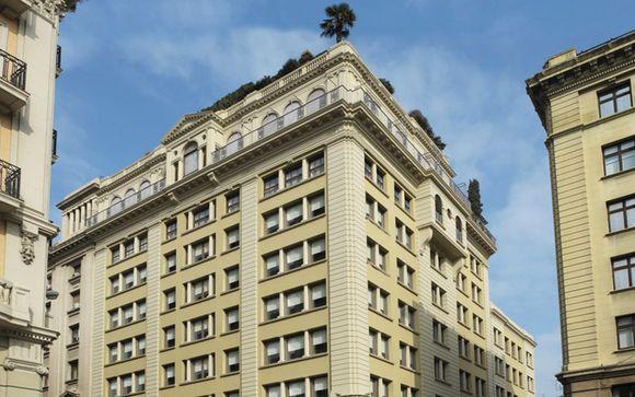 Grand Hotel Central 5*