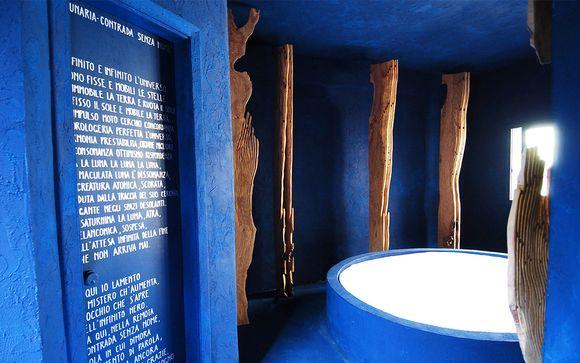 Tour of Art Rooms - Visita a Museo Albergo