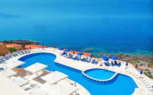 Relax 4* in Resort a picco sul mare