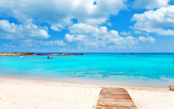 Formentera, relax a pochi passi da Playa de Migjorn