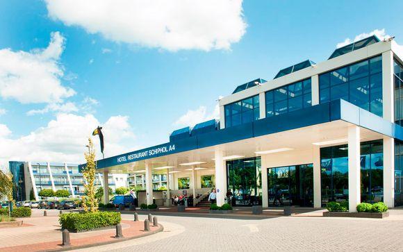 Van der Valk Hotel A4 Schiphol 4*