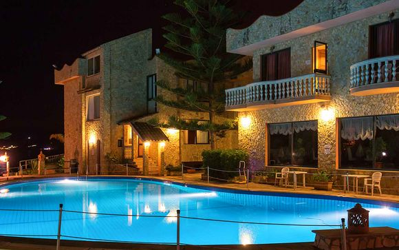 L' Hotel La Playa Blanca 4*