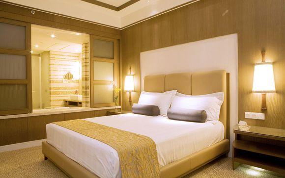Delhi - Crowne Plaza Today New Delhi Okhla Hotel 5*