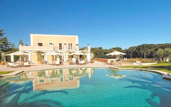 Relais Villa San Martino 5*L