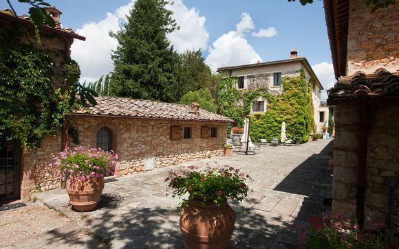 Borgo San Luigi 4*