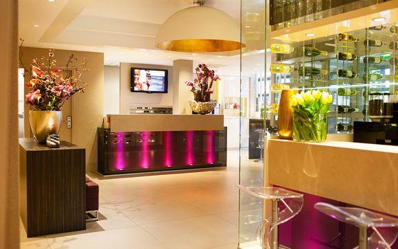 The Albus - Design Hotel Amsterdam Center 4*