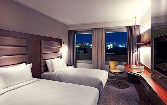 Hotel Mercure Taksim 4*