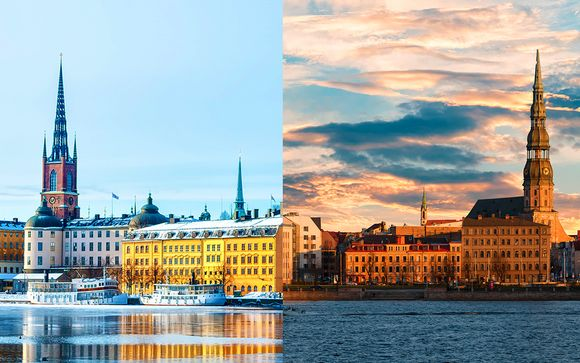 Stoccolma & Riga City Break