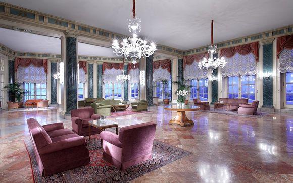 L'Eurostars Hotel Excelsior 4*