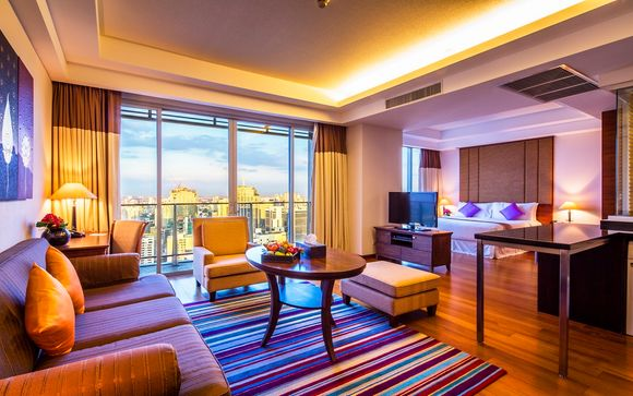 Bangkok - Column Hotel Bangkok 4*