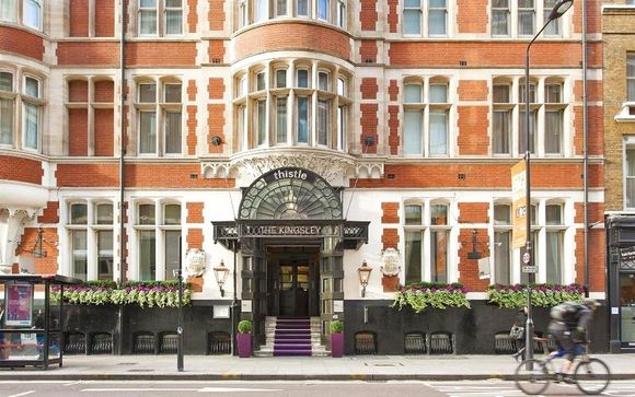 Thistle Holborn The Kingsley 4*