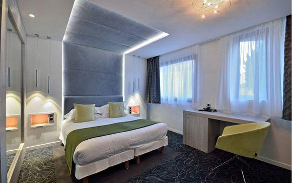 Cézanne Hotel & spa 4*