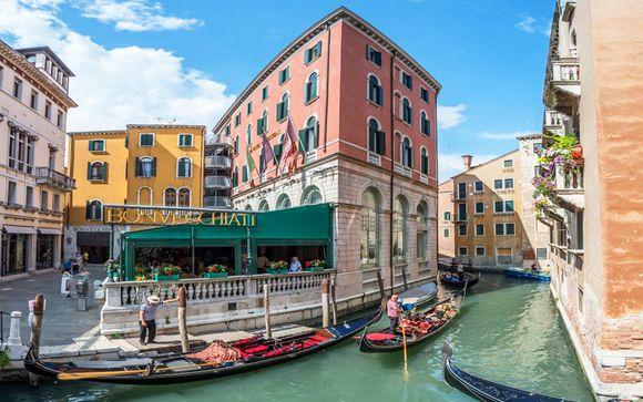 Raffinato 4* a pochi passi da Piazza San Marco
