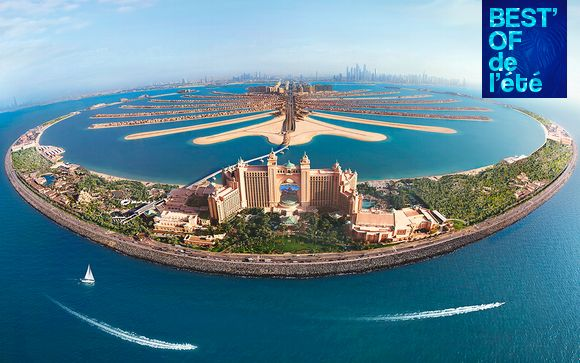 Sontuoso 5* sull'iconica Palm Jumeirah
