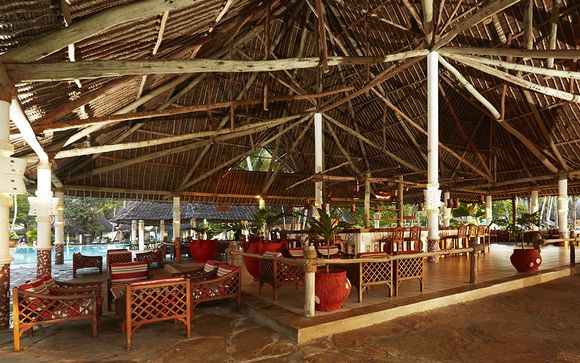 Diani - Neptune Village Beach Resort & spa Hotel 4*
