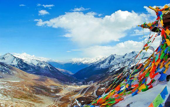 Tour del Ladakh, Piccolo Tibet Indiano