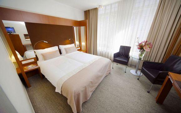 Bilderberg Hotel Jan Luyken 4*