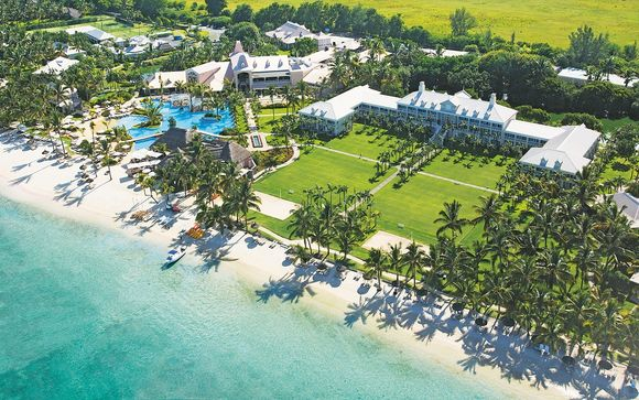Sugar Beach Golf & spa Resort 5*