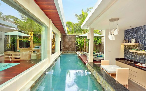 The Payogan Villa Resort and Spa 5* & The Leaf Jimbaran Bali Luxurious Villa & Spa Retreat 5*