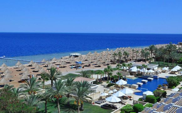 Sheraton Sharm Main Building 5*