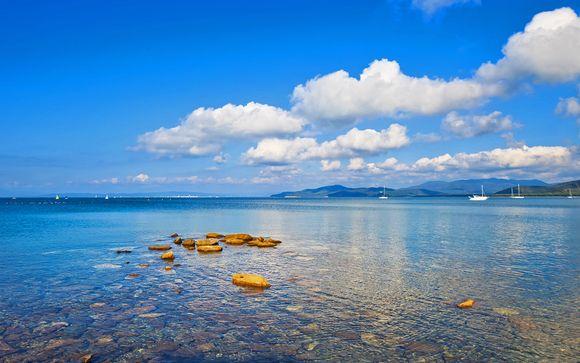 Pasqua in Wellness Resort immerso nel verde e spiaggia privata