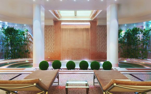 Benessere e spa in Hilton 4* nella culla del Rinascimento