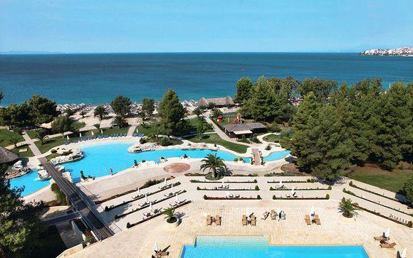 Prestigioso resort 5* sulla penisola di Sithonia