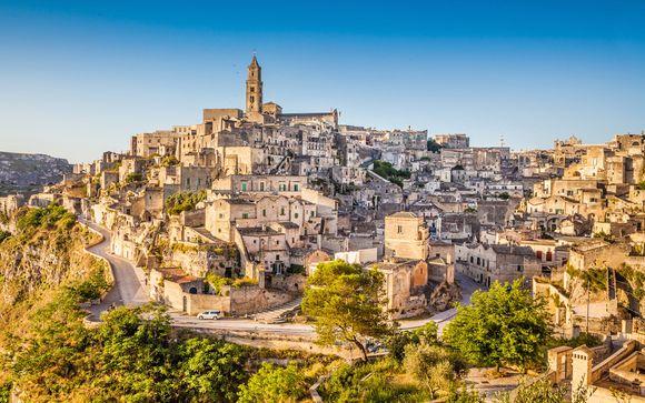 Tour alla scoperta della Puglia e di Matera