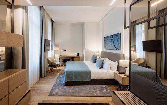 BoHo Hotel Prague 4*