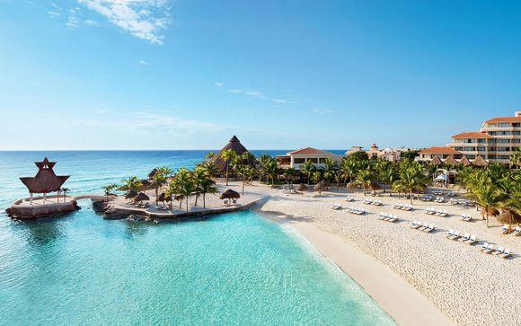 Dreams Puerto Aventuras Resort & Spa 4* + Circuito Yucatan