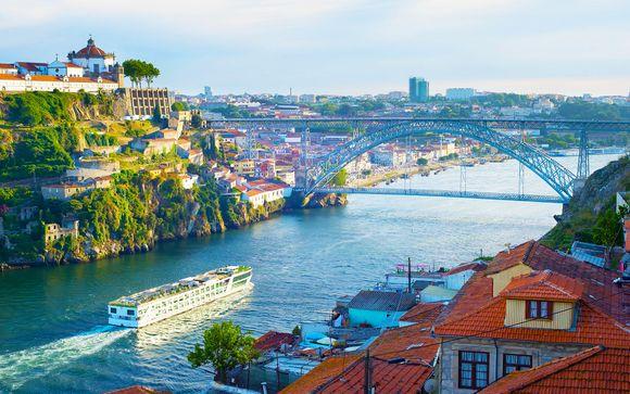 Lisbona, Porto e Crociera nella valle del Douro