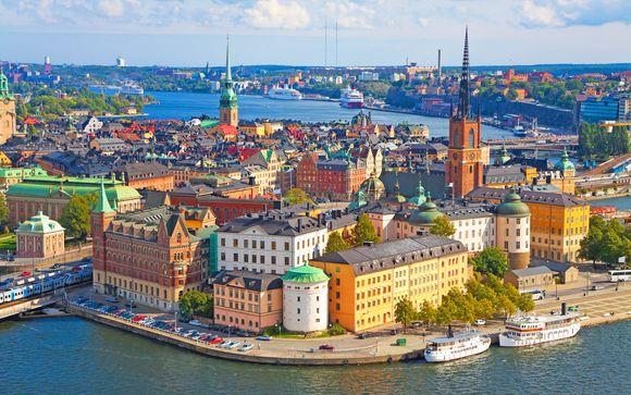 Tour tra i gioielli sul Baltico