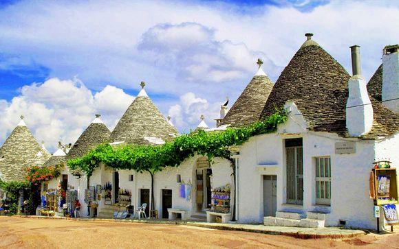 Tour Puglia & Matera