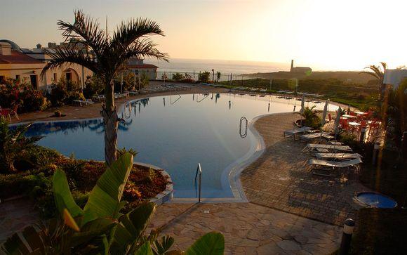 Hotel Luz del Mar 4*