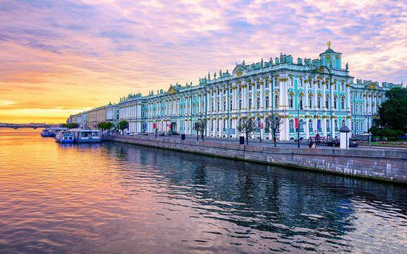 Helsinki e San Pietroburgo in minicrociera senza visto