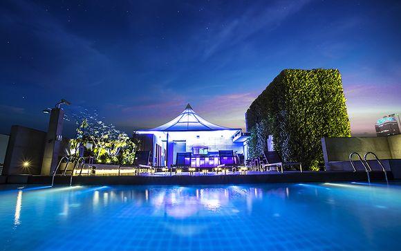 Amara Bangkok Hotel 5* - Bangkok